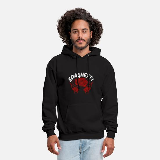 Cook Hoodies & Sweatshirts - spaghetti - Men's Hoodie black