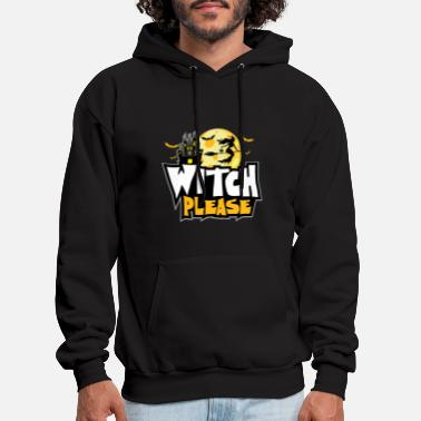 Witch please Halloween - Men's Hoodie