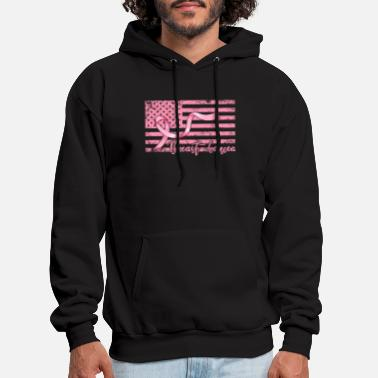 Breast Cancer Month Breast Cancer - Men's Hoodie