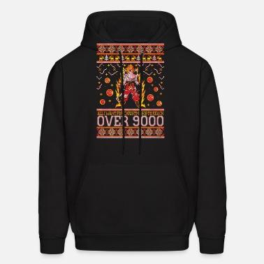 afc6248e47f Reach Over 9000 Xmas Sweater Unisex Crewneck Sweatshirt | Spreadshirt