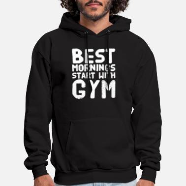 Gym Hoodie These Swans Are Sick hoody bodybuilding training funny BirthdayHOODY