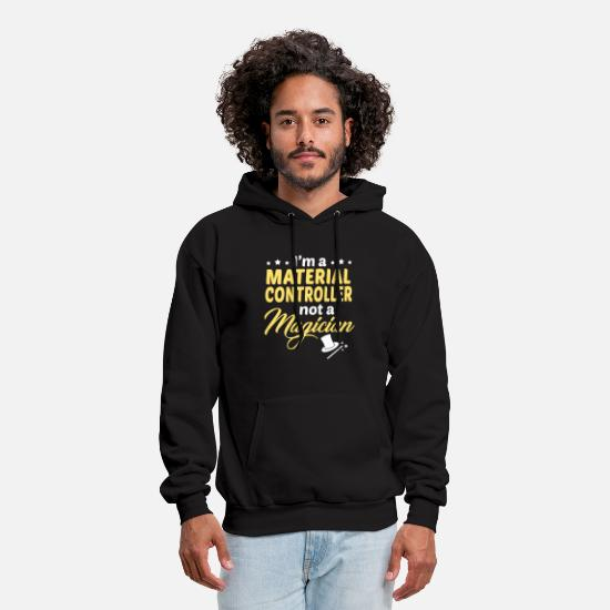 Material Controller T-shirts Hoodies & Sweatshirts - Material Controller - Men's Hoodie black