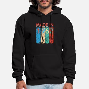 Birth Manufactured in 1962 - Men's Hoodie
