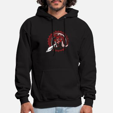 Middle Age Knight Middle Age Fighter - Men's Hoodie