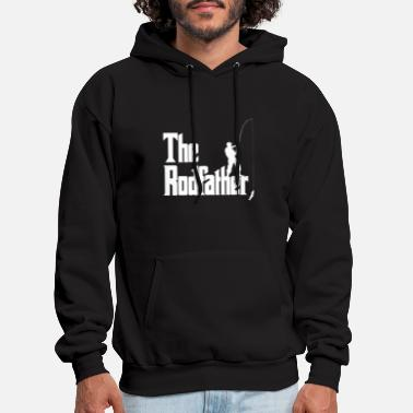 Rodfather THE RODFATHER! - Men's Hoodie