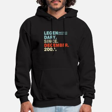 December Lay wait for it dary sitcom birthday shirt - Men's Hoodie