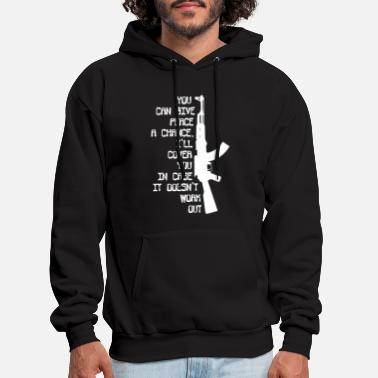 Military Funny MILITARY - Men's Hoodie