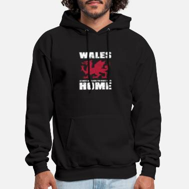 Home Country Wales Home Country - Men's Hoodie