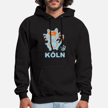 Colonia Köln Koeln Cologne Colonia Cat Karneval Costume - Men's Hoodie