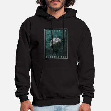 Nature is calling you - Men's Hoodie