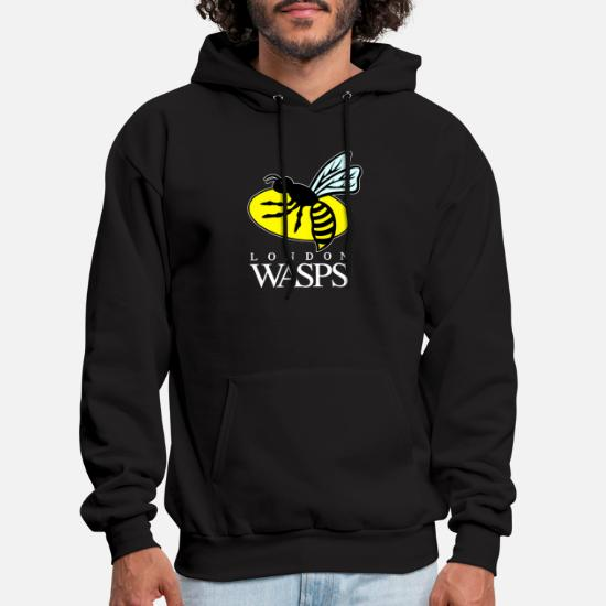 London Wasps Rugby Sports Men S Hoodie Spreadshirt