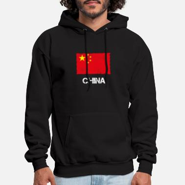 China China Vintage - Men's Hoodie
