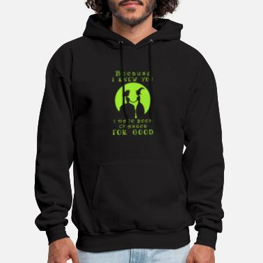 Wicked Wicked. Wicked Musical Quotes. - Men's Hoodie