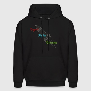 Into The Higher Conscious - Men's Hoodie
