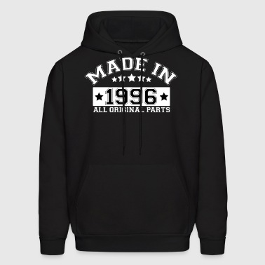 MADE IN 1996 ALL ORIGINAL PARTS - Men's Hoodie