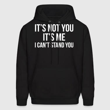 Funny Sarcastic Comment Witty T-shirt - Men's Hoodie