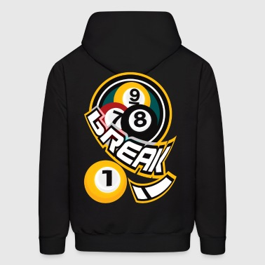 break! - Men's Hoodie