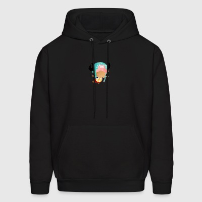 Tony chopper watercolor - Men's Hoodie