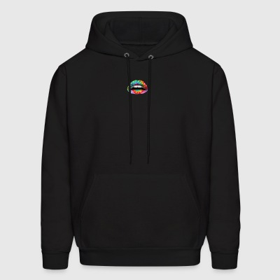 Bright mouth - Men's Hoodie