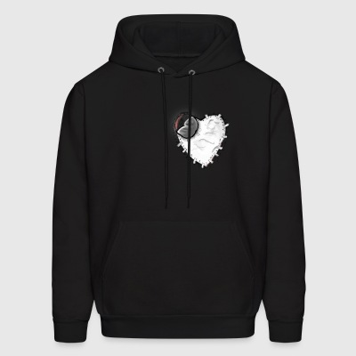 missing piece - Men's Hoodie