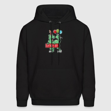 Birthday boy - gift - present - boy - birthday boy - Men's Hoodie