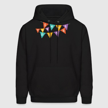 save the date - Men's Hoodie