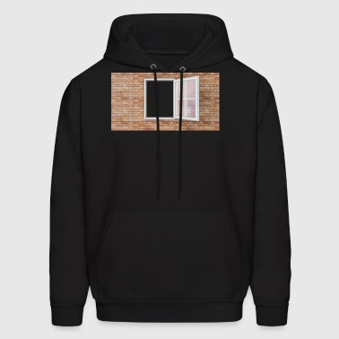 building house homes architektur haus gebaeude357 - Men's Hoodie