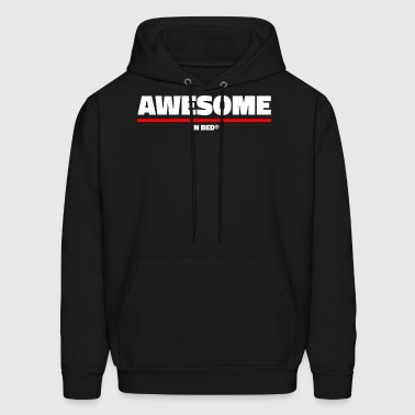 Awesome In Bed - Men's Hoodie