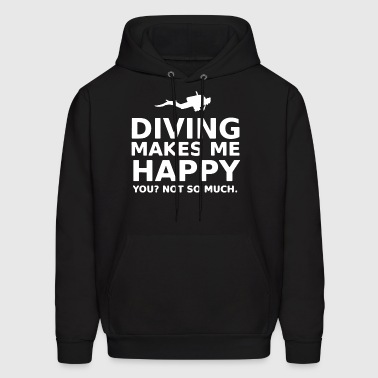 Diving Shirt - Men's Hoodie