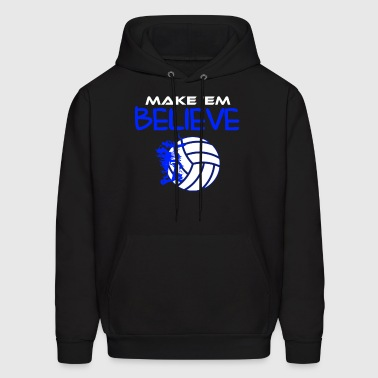 Volleyball Shirts - Men's Hoodie