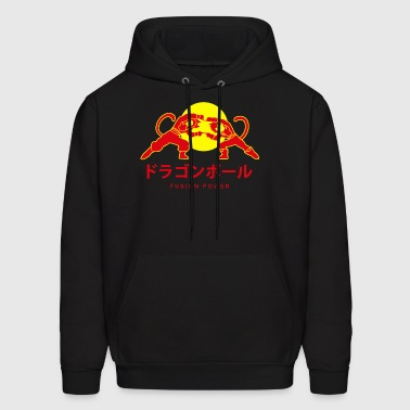 fusion power - Men's Hoodie
