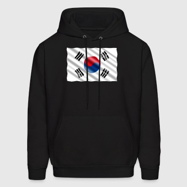 South Korea Flag - Men's Hoodie