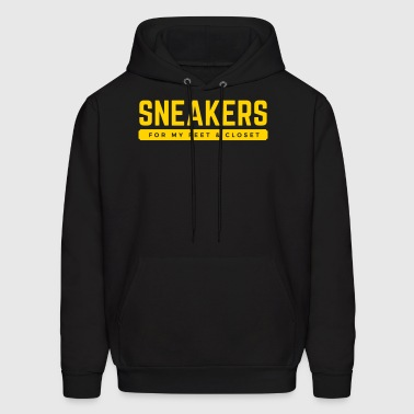 sneakers for my feet - Men's Hoodie