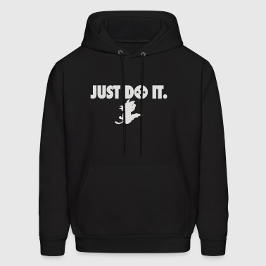Dragon Ball Just do it - Men's Hoodie