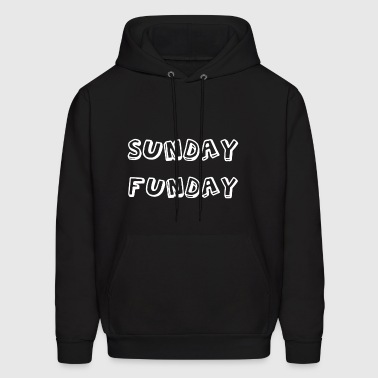Sunday Funday Shirt - Men's Hoodie