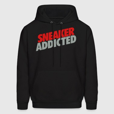 sneaker addicted 2 - Men's Hoodie