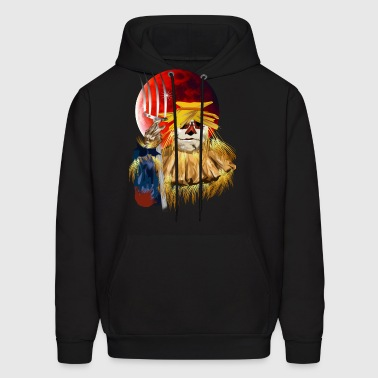 Harvest Time-Harvest Moon - Men's Hoodie