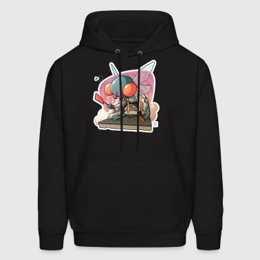 The Fly - Men's Hoodie