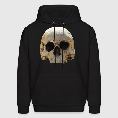 pirate ship boat pirat piratenschiff schiff skull1 - Men's Hoodie