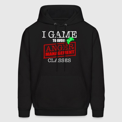 I GAME TO AVOID - Men's Hoodie