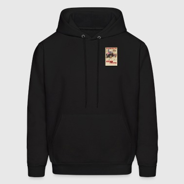 Booleroo Steam & Traction - Men's Hoodie