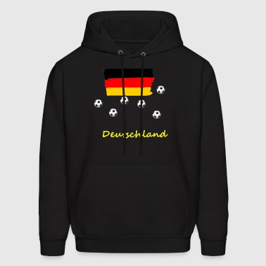 Germany flag - Men's Hoodie