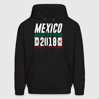 MEXICO WORLD CUP 2018 FAN SHIRT COOL SPORTY - Men's Hoodie