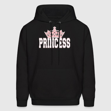 PRINCESS WOMENS - Men's Hoodie