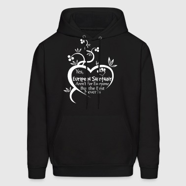 European Shorthair Cat Arent For Everyone - Men's Hoodie