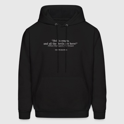 Hell is empty - Men's Hoodie