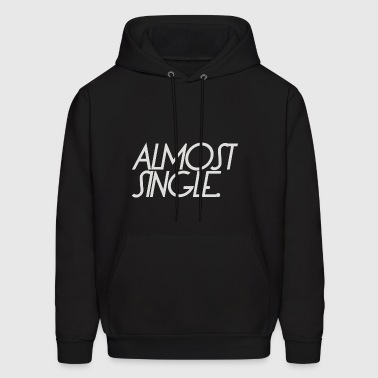 almost single divorce - Men's Hoodie