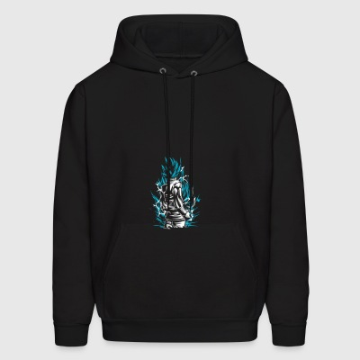 Saiyan Goku T-Shirt Limited - Men's Hoodie