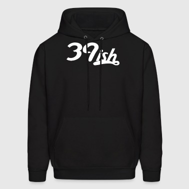 39ish Funny 40 Years Old 40th Birthday - Men's Hoodie