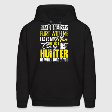 Crazy Hunting Shirt - Men's Hoodie